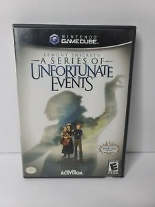 Lemony Snicket's A Series of Unfortunate Events (Nintendo GameCube, 2004) No Man