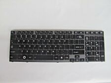 New Keyboard Black US for Toshiba Satellite A660 A665 A660D A665D