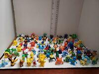 88 pcs pokemon Mini Figures USA Seller