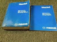 2003 2004 Mazda6 Service Repair Shop Workshop Manual Set Factory OEM W EWD