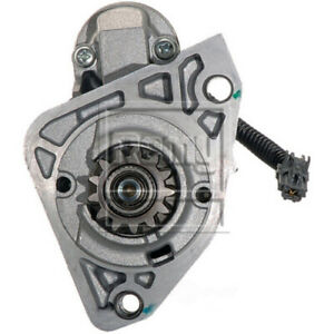 Remanufactured Starter  Remy  17463