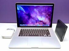 "MINT 15"" MacBook Pro 2.6GHz Core i7 / 512GB+ / *3 Year Warranty* / OSX-2017"