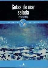 Gotas de mar salada. Pepe Ribés.