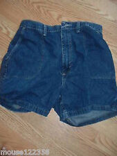 Wrangler Blue denim shorts Size  10