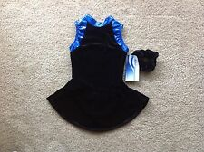 NWT Girls Ice Figure Skating Competition Dress Size S