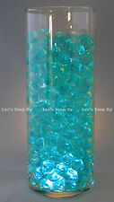 100g Water Bead Turquoise Wedding Supplies Floral Vase Centerpiece Decoration