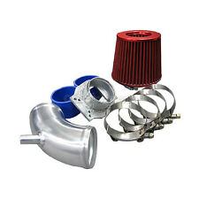 "CXRacing 2.75"" Cold Air Intake pipe + MAF Flange + Filter kit for BMW E30 325E"