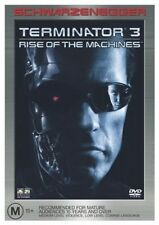 Terminator 03 - Rise Of The Machines (DVD, 2005)