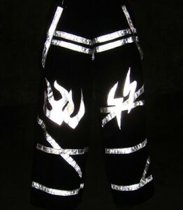 Raver ore Techno Hardstyle Tanz Hose Melbourne Shuffle Cool PHAT Pants Hose