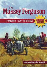 DVD The Massey Ferguson Archive Special: Ferguson TE20
