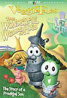 VeggieTales - The Wonderful Wizard of Has (DVD) - NEW