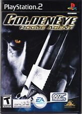 007 Goldeneye Rogue Agent - PlayStation 2 PS2 Complete
