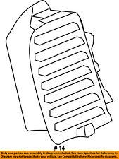 genuine oem left interior trims for ford f 150 ebay 1992 F150 Bumper ford oem 17 18 f 150 instrument panel dash louver left hl3z19893ab