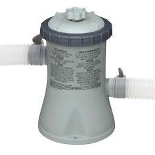 Intex 28602 Filterpumpe Pool - Pumpleistung 1250 Liter/h ohne Anschußzubehör