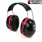 SAFETY EARMUFF 3M H10A OPTIME 105 PELTOR OVER THE HEAD NRR 30DB (1 PAIR)