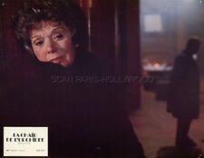 EDWIGE FEUILLERE LA CHAIR DE L'ORCHIDEE 1975 VINTAGE LOBBY CARD #7