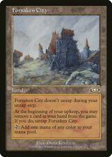 Forsaken City Planeshift PLD Land Rare MAGIC THE GATHERING MTG CARD ABUGames