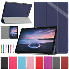 """For Samsung Galaxy Tab S4 A A2 10.5"""" T590 T830 Smart Leather PU Folio Case Cover"""