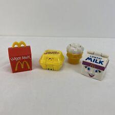 HAPPY MEAL Changeables TRANSFORMER Lot 1990 McDonalds Dinosaur Dragon McDino