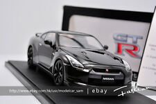 Autoart 1:18 nissan R35 GT - R black
