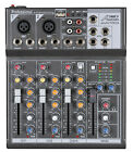 Audio2000s AMX7303 4-Ch.Audio Mixer with USB and DSP Processor-MR photo