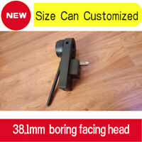 38.1mm/1.5Inch Boring Facing Head For Servo Motor Portable Line Boring Machine