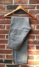DIESEL Gray Khaki Fashion Pant 26-27 14 Rare *** Cargo