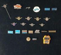 DAF AUTO+Trucks Anstecknadeln+Pin 1950er bis 2000er Jahre AUSSUCHEN