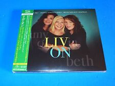 2016 JAPAN SHM CD OLIVIA NEWTON JOHN BETH NIELSEN CHAPMAN AMY SKY LIV ON