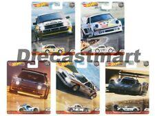 Hot wheels 1:64 Car Culture Hill Climbers FPY86-956R Set of 5 Premium 2020