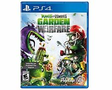 PLANTS VS ZOMBIES: GARDEN WARFARE (PS 4, 2014)  (1781)   ***FREE SHIPPING USA***