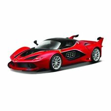 Coches, camiones y furgonetas de automodelismo y aeromodelismo Serie 1 color principal rojo Ferrari