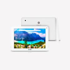 "TABLET SPC GLOW 9765108B, RANURA SIM 3G, 8GB, AND. 6.0, QUAD CORE, 10.1"" BLANCO"