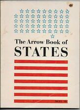 The Arrow Book of States by Margaret Ronan (1972)  Scholastic Books