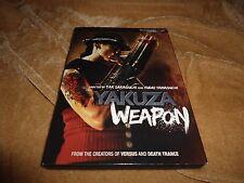 Yakuza Weapon (2011) [1 Disc DVD] WITH SLIP CASE BOX