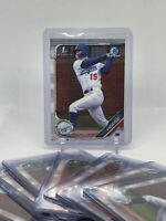 2019 BOWMAN CHROME DRAFT KODY HOESE (9) ROOKIE CARD LOT 1st CARD LA DODGERS !