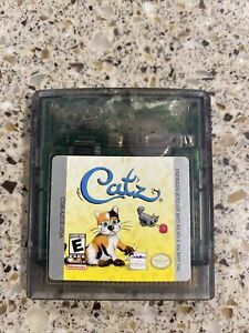 Catz (Nintendo Game Boy Color, 1999) Cartridge Only