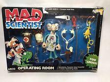 Mattel Arco 1987 MAD SCIENTIST OPERATING ROOM #8011 Rare!! 100% COMPLETE
