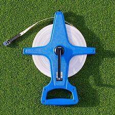 100m Sports Field Tape Measure - Perfect Pitch Markings [Net World Sports]