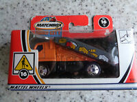 Matchbox Hero city Number #16 car carrier - Fast  postage