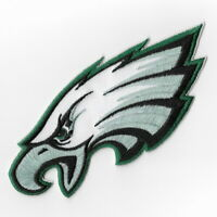 Philadelphia Eagles Iron on Patches Embroidered Badge Patch Applique Emblem FN