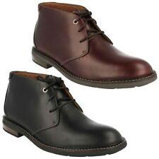Stivali, anfibi e scarponcini da uomo Clarks con cerniera