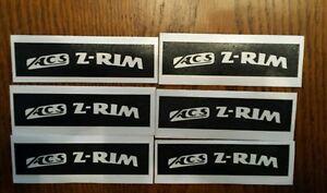 Oldschool BMX ACS Z Rim pro quality stencil kit Redline Kuwahara Haro GT Hutch