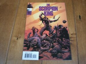 The Scorpion King #2 (2002 Series) Darkhorse Comics