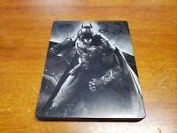 Batman Arkham Knight with Steelbook (Microsoft Xbox One) TESTED