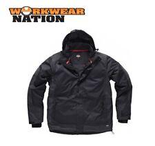 Cappotti e giacche da uomo nero impermeabili