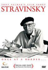 Stravinsky: Once at a Border / Tony Palmer, DVD, Robert Craft, Vera Stravinsky,