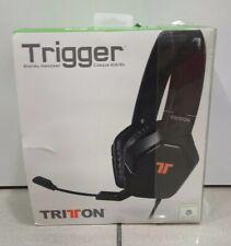 Triton Trigger Head Cuffie Xbox 360 Stereo Headset