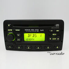 Original Ford 6000CD Diversity RDS EON Radio Clearwave 6000 CD-Player Autoradio