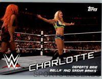 2016 WWE Divas Revolution Revolution #1 Charlotte